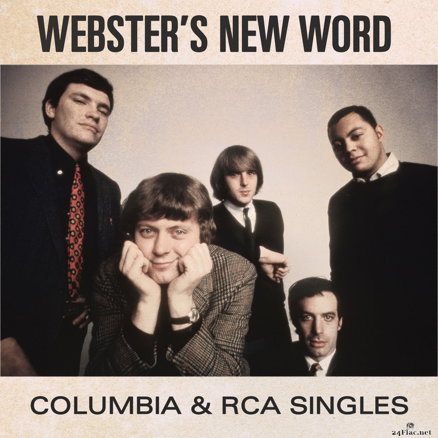 Webster's New Word - Columbia & RCA Singles (2018) Hi-Res