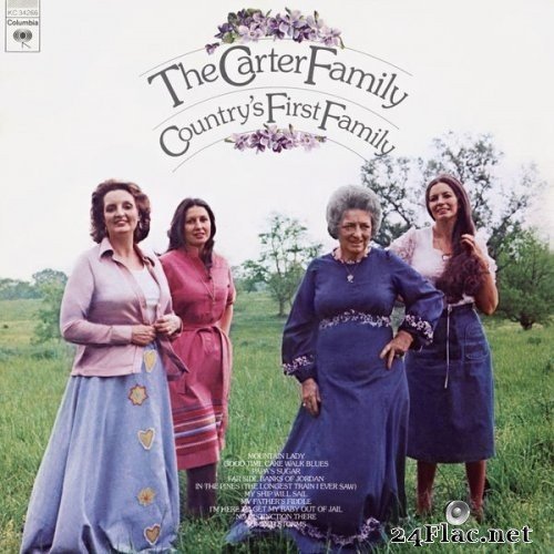 The Carter Family - Country's First Family (1976) Hi-Res