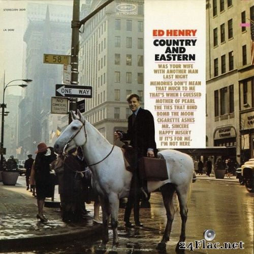 Ed Henry - Country and Eastern (1967) Hi-Res