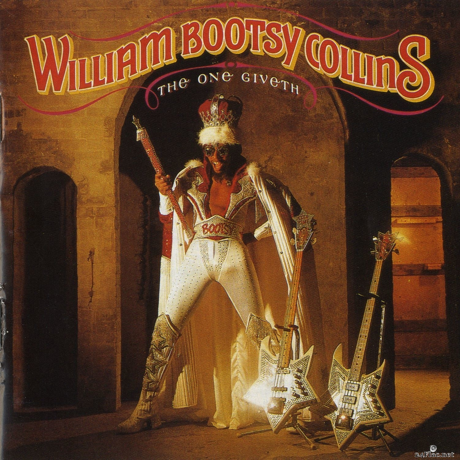 Bootsy Collins - The One Giveth, The Count Taketh Away (2007) Hi-Res