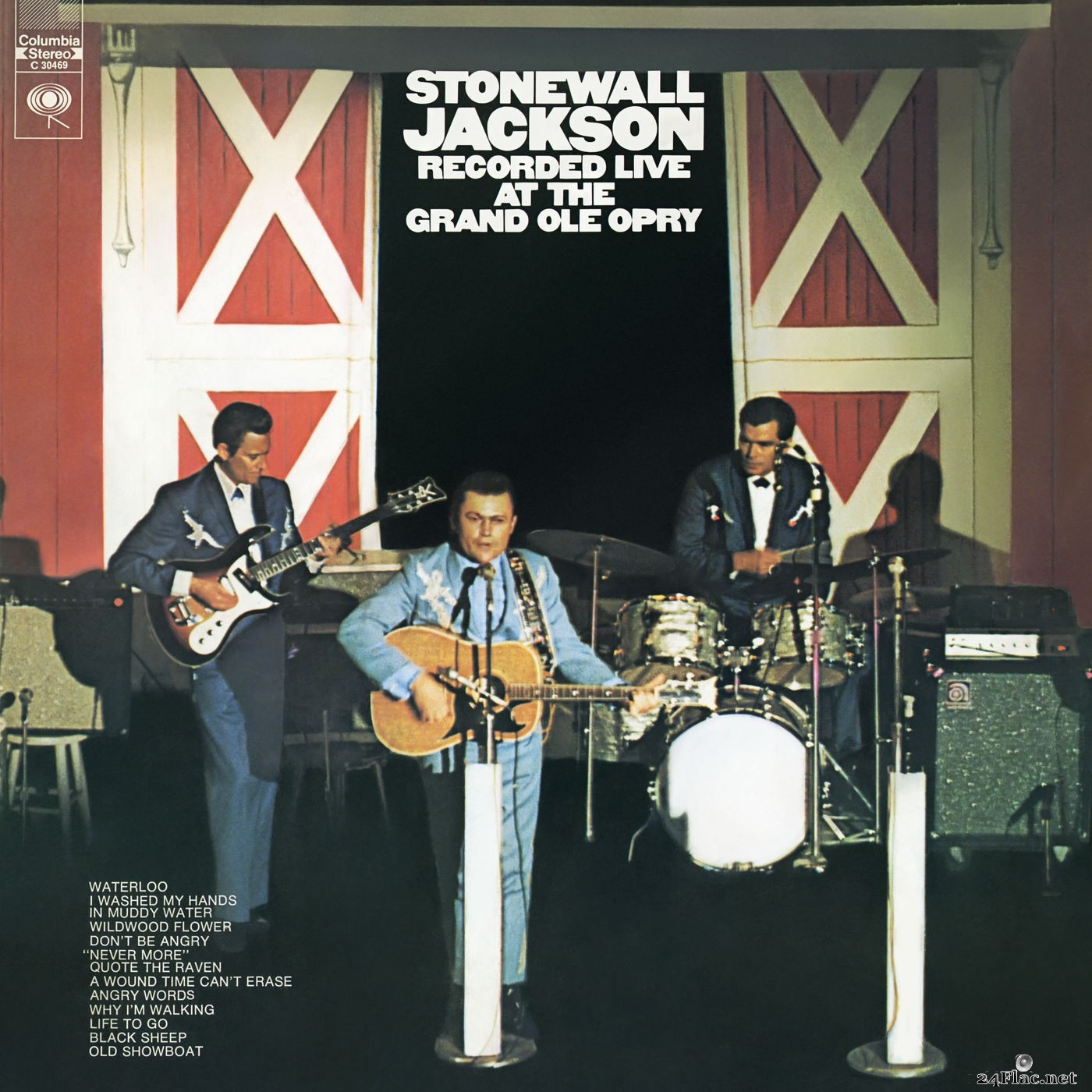 Stonewall Jackson - Recorded Live at The Grand Ole Opry (2018) Hi-Res
