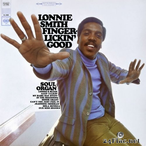 Lonnie Smith - Finger Lickin' Good (1967) Hi-Res