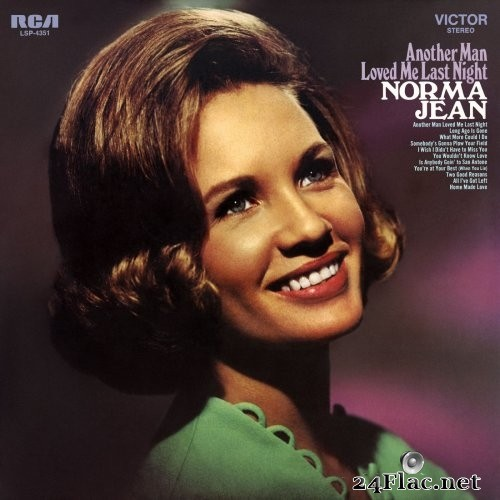 Norma Jean - Another Man Loved Me Last Night (1970/2020) Hi-Res