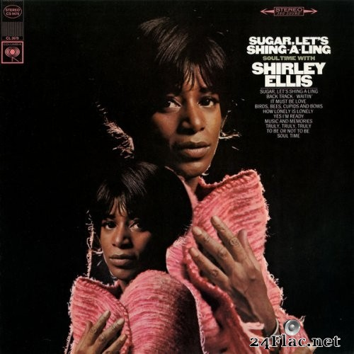 Shirley Ellis - Sugar, Let's Shing-A-Ling (1967) Hi-Res