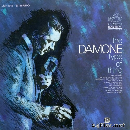 Vic Damone - The Damone Type Of Thing (1967) Hi-Res