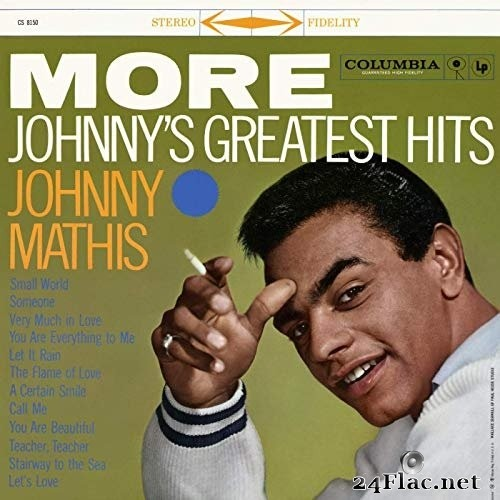Johnny Mathis - More: Johnny's Greatest Hits (1959) Hi-Res
