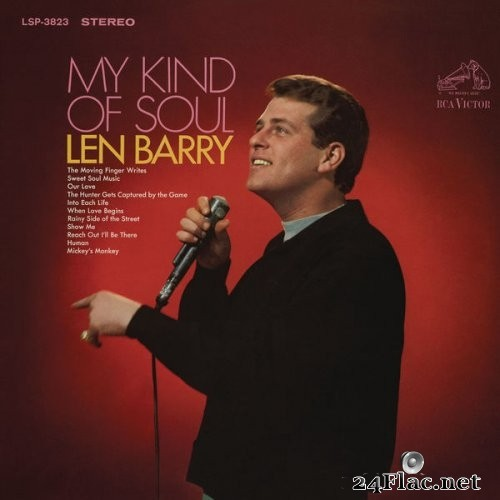 Len Barry - My Kind Of Soul (1967) Hi-Res
