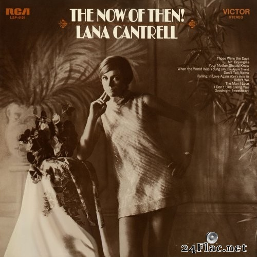 Lana Cantrell - The Now of Then! (1969) Hi-Res