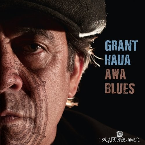 Grant Haua - Awa Blues (2021) Hi-Res