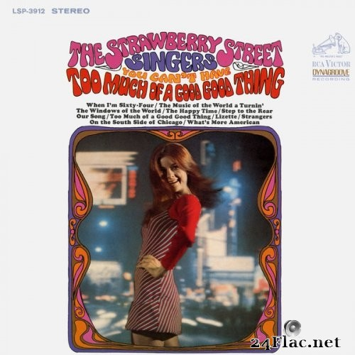 The Strawberry Street Singers - You Can't Have Too Much of a Good Good Thing (1968) Hi-Res