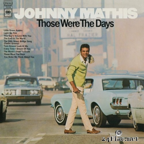 Johnny Mathis - Those Were the Days (1968) Hi-Res