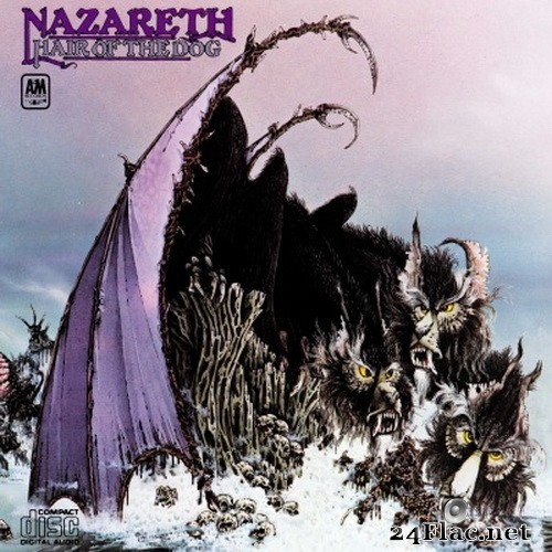 Nazareth - Hair Of The Dog (1975/2021) Hi-Res