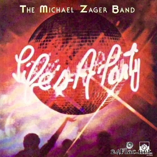 Michael Zager Band - Life's a Party (1978/2016) Hi-Res