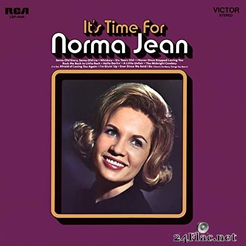 Norma Jean - It's Time For Norma Jean (1970/2020) Hi-Res