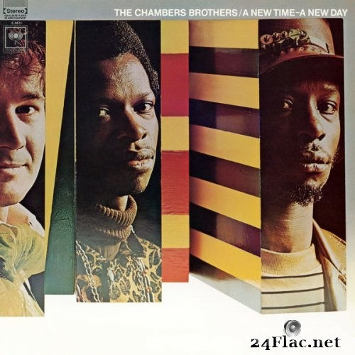 The Chambers Brothers - A New Time - A New Day (1968) Hi-Res