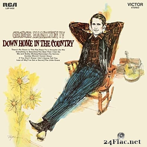 George Hamilton IV - Down Home in the Country (1970/2020) Hi-Res