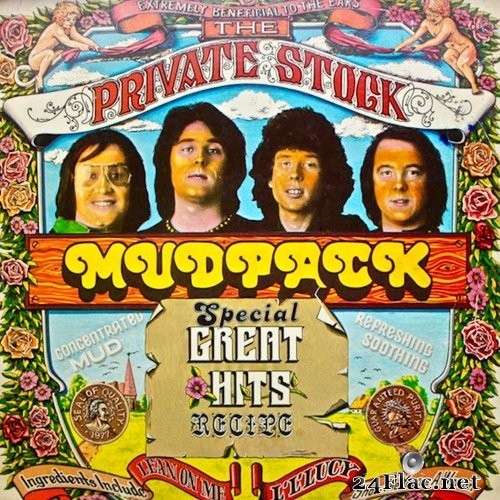 Mud - The Private Stock Mudpack: Special Great Hits Recipe (1977/2016) Hi-Res