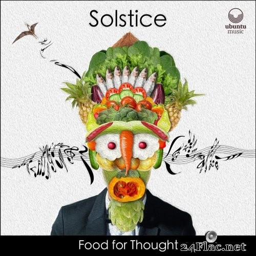 Solstice - Food for Thought (2021) Hi-Res