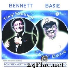 Tony Bennett & Count Basie - Tony Bennett With The Count Basie Big Band (2020) FLAC
