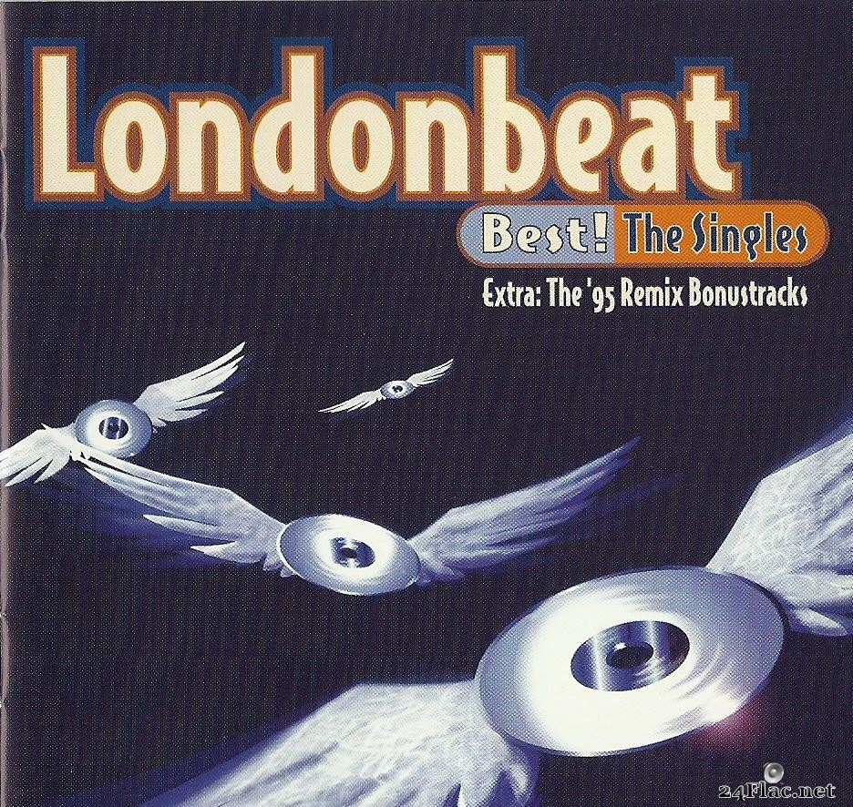 Londonbeat - Best! The Singles (1995) [FLAC (image + .cue)]