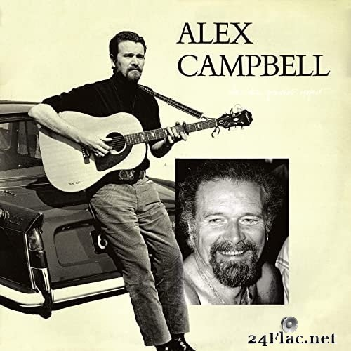 Alex Campbell - With The Greatest Respect (1987/2021) Hi-Res