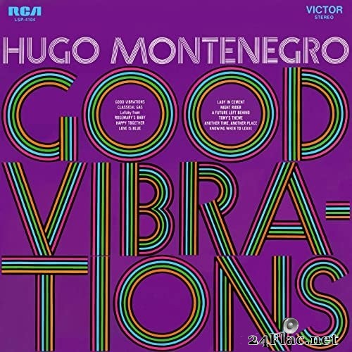 Hugo Montenegro - Good Vibrations (1969) Hi-Res
