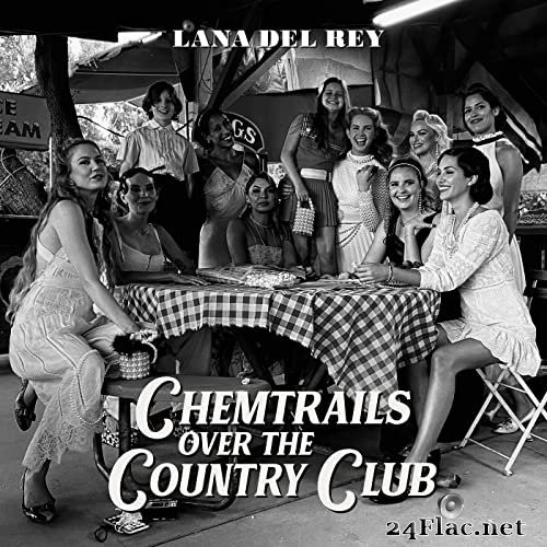 Lana Del Rey - Chemtrails Over The Country Club (2021) FLAC