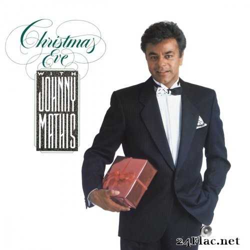 Johnny Mathis - Christmas Eve With Johnny Mathis (1986) Hi-Res