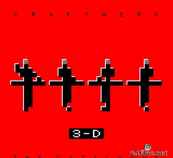 Kraftwerk - 3-D: The Catalogue (Deluxe Edition) (2017) [FLAC (tracks)]