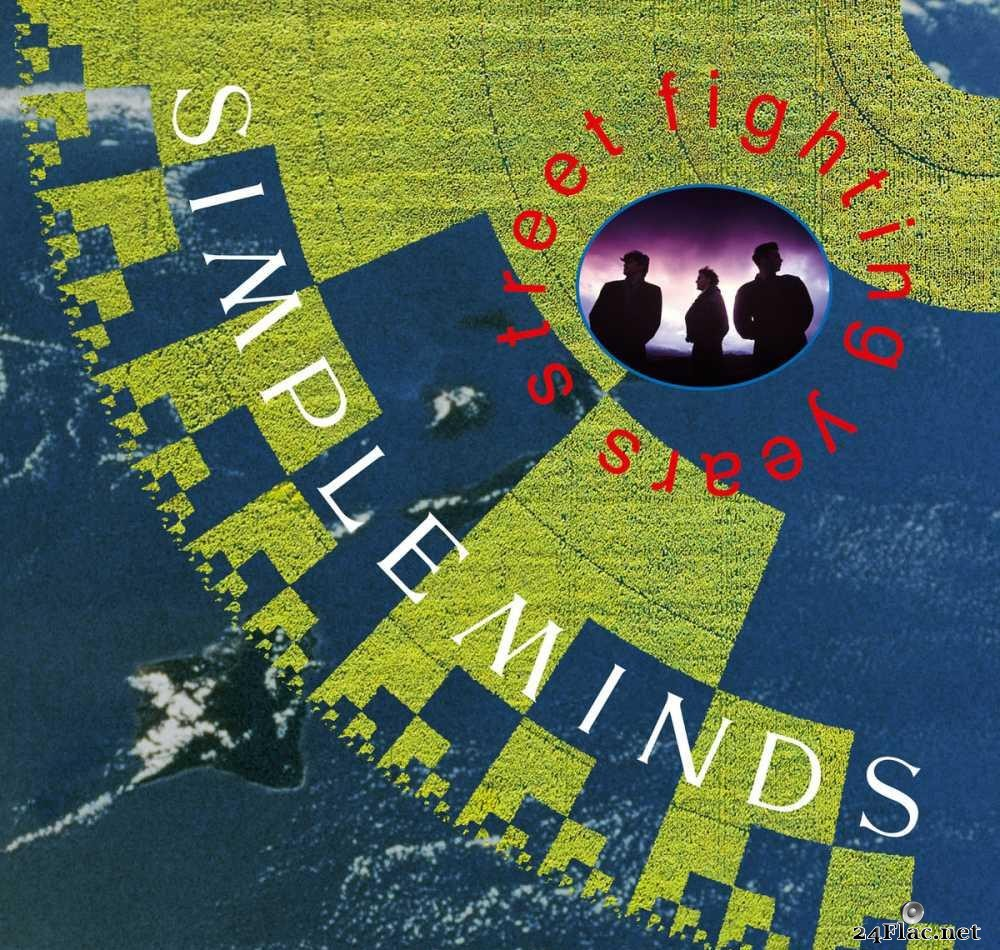 Simple Minds - Street Fighting Years (Deluxe Edition) (1989/2020) [FLAC (tracks + .cue)]