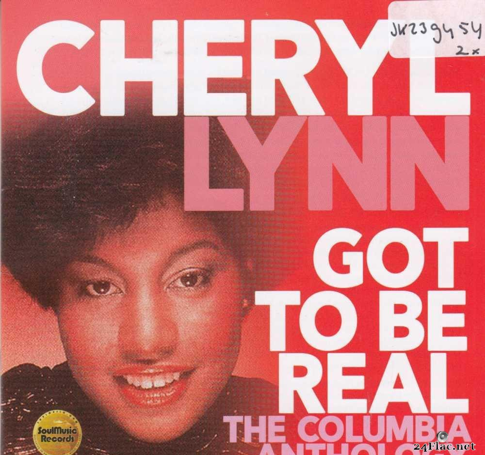 Cheryl Lynn - Got To Be Real (The Columbia Anthology) (2019) [FLAC (tracks + .cue)]