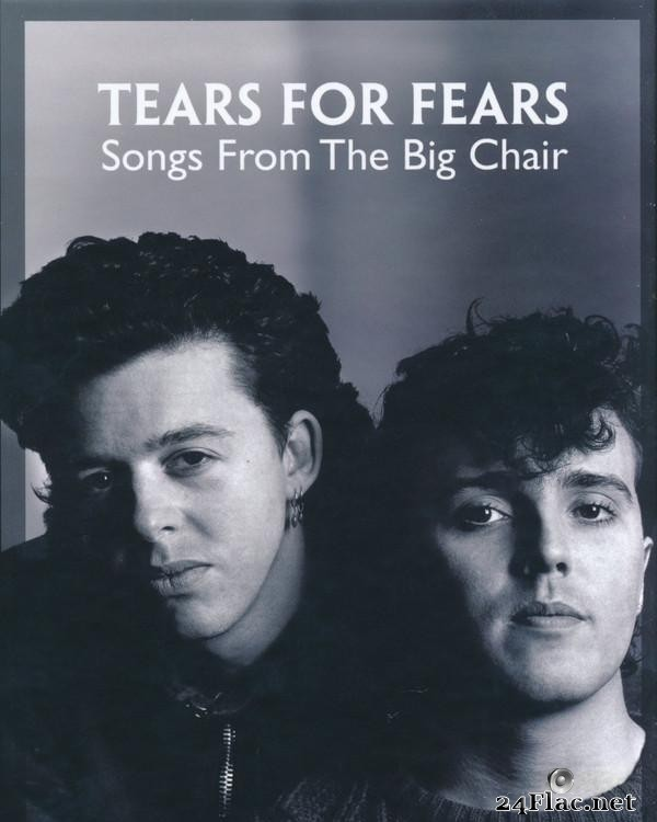 Tears For Fears - Songs From The Big Chair (30th Anniversary Edition) (Box Set) (1985/2014) [FLAC (tracks + .cue)]