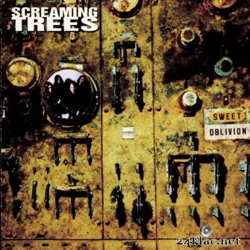 Screaming Trees - Sweet Oblivion (1991) Hi-Res