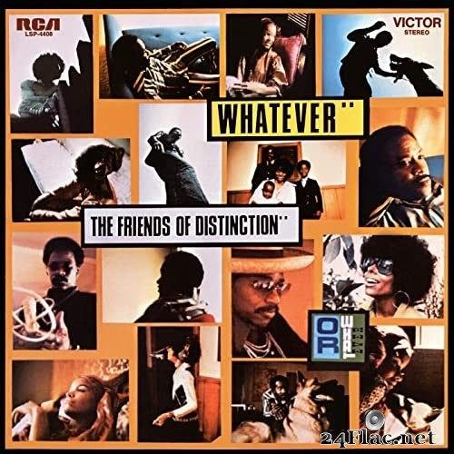 The Friends Of Distinction - Whatever (1970/2021) Hi-Res