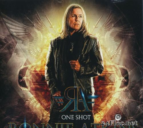 Ronnie Atkins - One Shot (2021) [FLAC (image + .cue)]