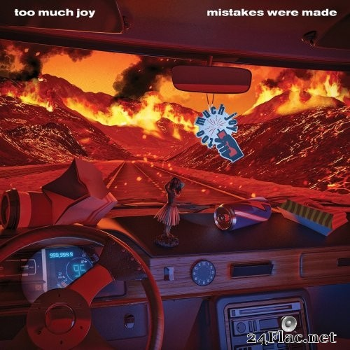Too Much Joy - Mistakes Were Made (2021) Hi-Res