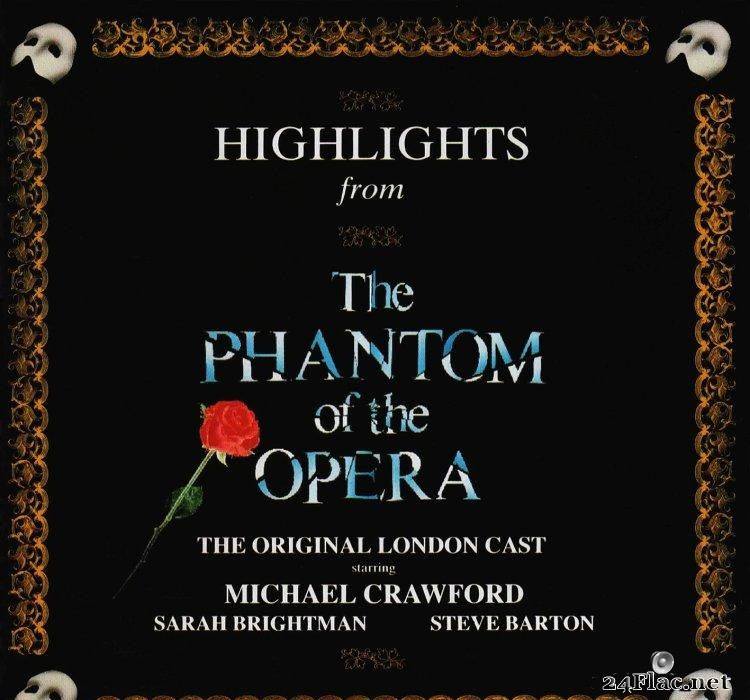 The Original London Cast - Highlights from The Phantom of the Opera (1987) [FLAC (tracks + .cue)]