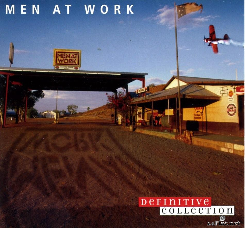 Men At Work - Definitive Collection (2003) [FLAC (image + .cue)]