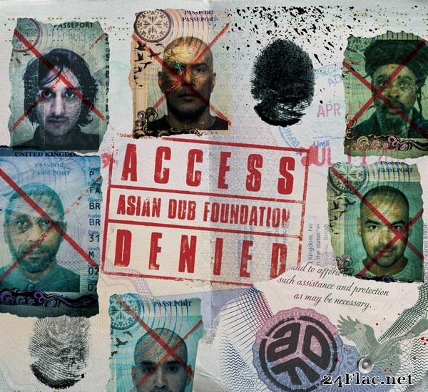 Asian Dub Foundation - Access Denied (2020) [FLAC (tracks + .cue]