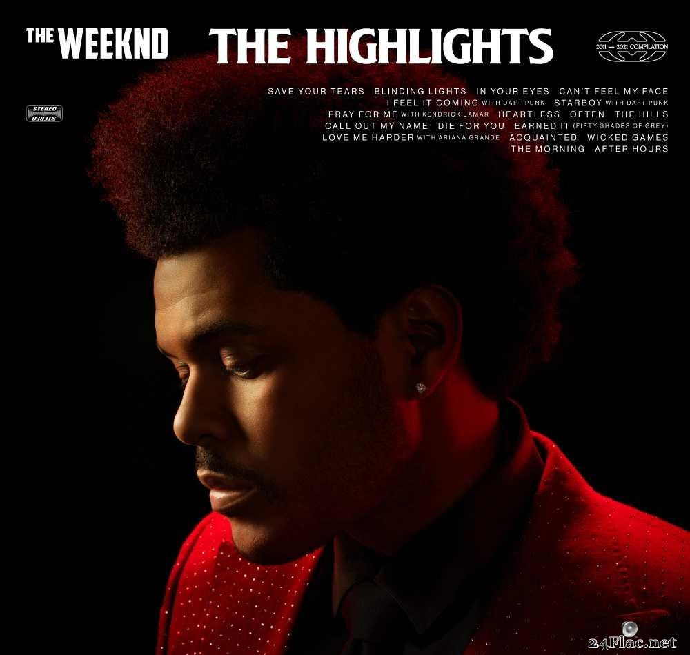 The Weeknd - The Highlights (2021) [FLAC (tracks + .cue)]