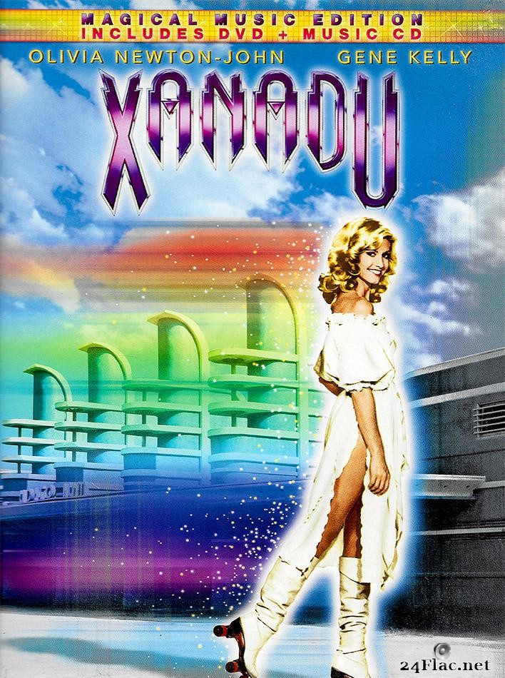 Electric Light Orchestra & Olivia Newton-John ‎– Xanadu (From The Original Motion Picture Soundtrack) (1980) [FLAC (tracks + .cue)]