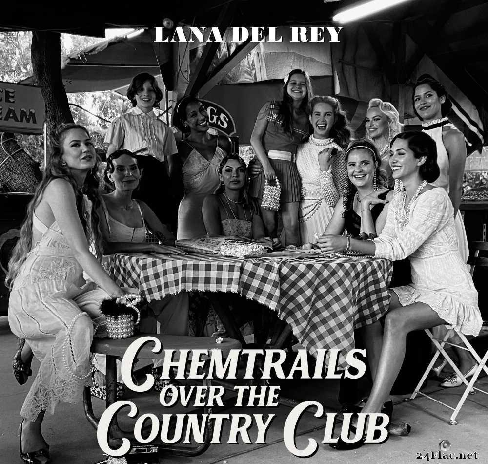 Lana Del Rey - Chemtrails Over The Country Club (2021) [FLAC (tracks + .cue)]