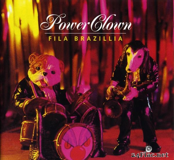 Fila Brazillia - Power Clown (1998) [FLAC (tracks + .cue)]