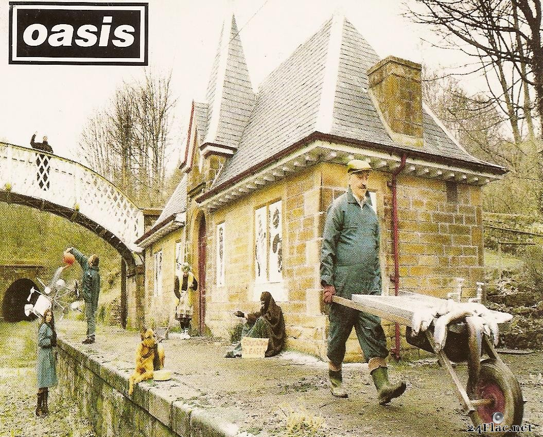 Oasis - Some Might Say (1995) [FLAC (tracks + .cue)]