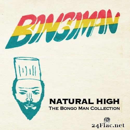 Various Artists - Natural High: The Bongo Man Collection (2018) Hi-Res