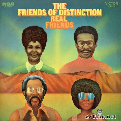 The Friends Of Distinction - Real Friends (1970) Hi-Res