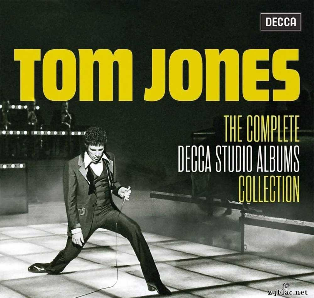 Tom Jones - The Complete Decca Studio Albums Collection (Box Set) (2020) [FLAC (tracks + .cue)]