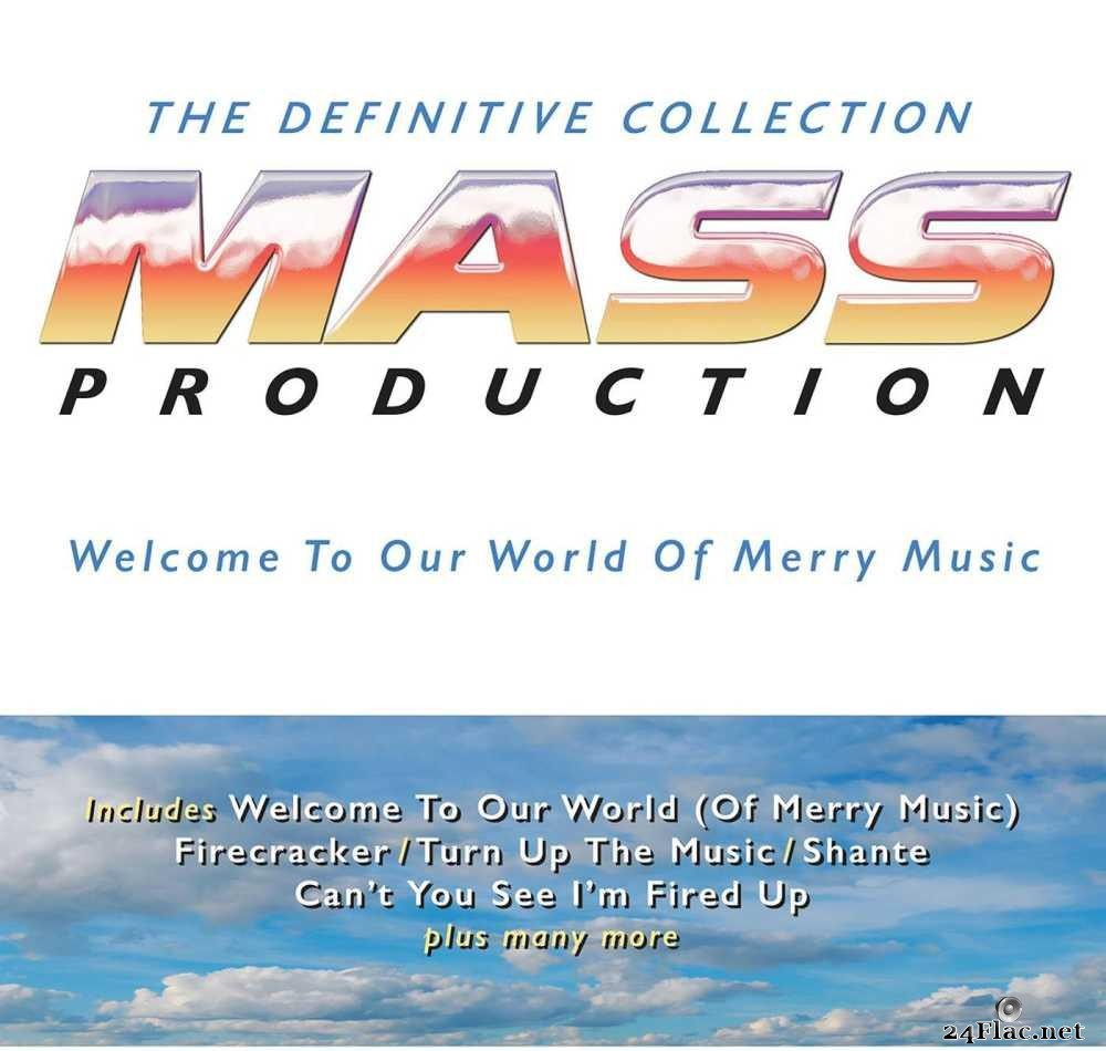 Mass Production - The Definitive Collection (2020) [FLAC (tracks + .cue)]