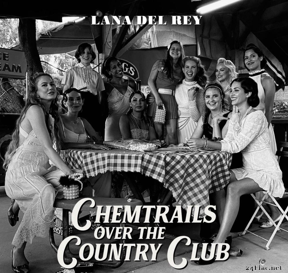Lana Del Rey - Chemtrails Over The Country Club (2021) [FLAC (tracks)]