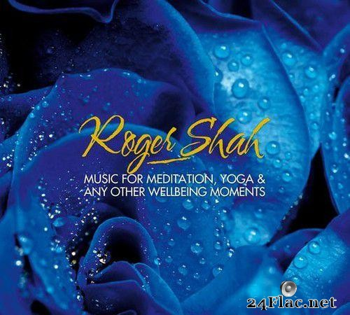 Roger Shah - Music For Meditation, Yoga & Any Other Wellbeing Moments (2016) [FLAC (tracks + .cue)]